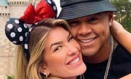 Léo Santana e Lore Improta estariam juntos novamente, diz site