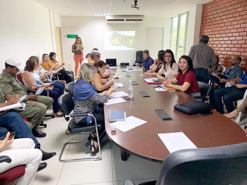 Água Branca | Rede de Urgência e Emergência do Piauí realiza última reunião