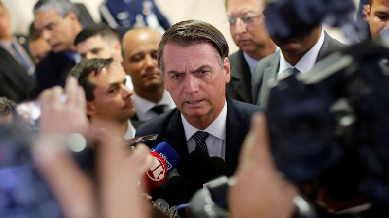 Bolsonaro propõe fundo eleitoral de R$ 2,5 bi