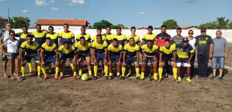Lagoa do PI | Ajax Esporte Clube vence campenato municipal por 3x1