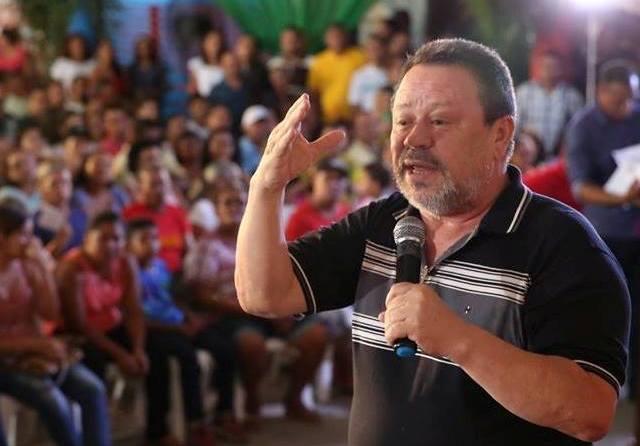 Chico Leitoa é homenageado com o Prêmio 'José Augusto Mochel' 2019