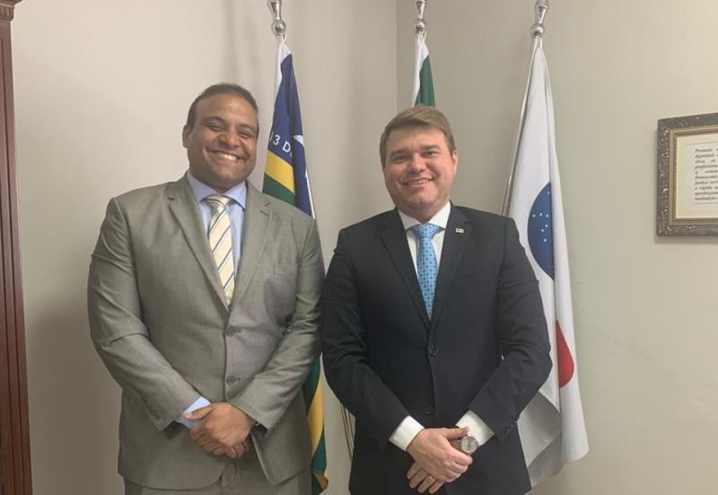 Comissão agradece apoio da OAB PI com pautas da Advocacia Pública