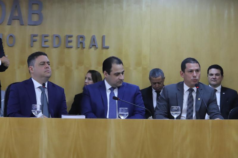 OAB Piauí integra última Sessão do Conselho da OAB em prol da advocacia