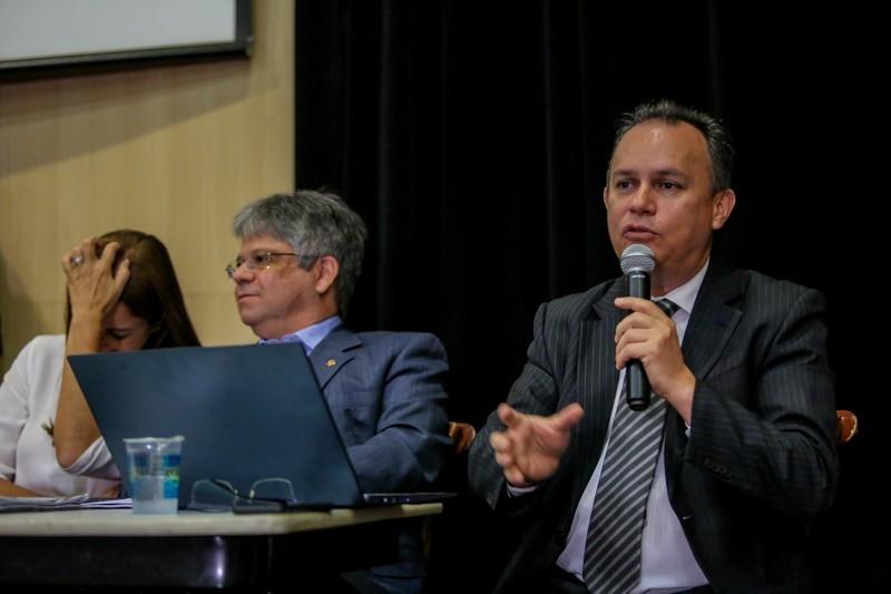 Ricardo Pontes diz que déficit da previdência chega a quase R$ 1 bilhão