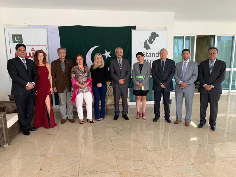 Paquistão e os Direitos Humanos, na comemoração do Dia Internacional