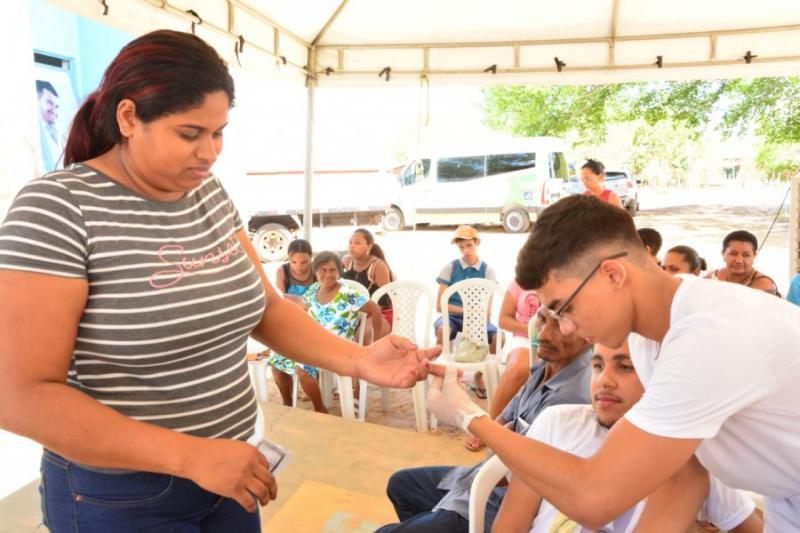 Comunidade L3 recebe 'Saúde em Movimento'