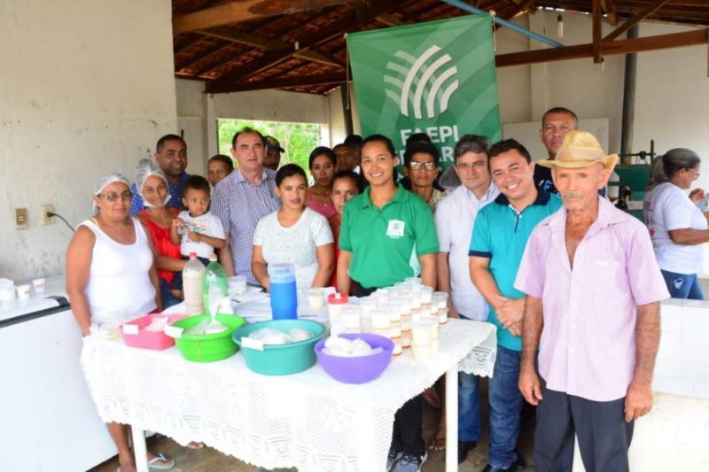Desenvolvimento Rural finaliza curso de Processamento de Leite