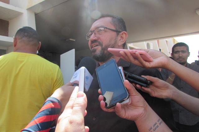 Prefeito padre Walmir Lima desmente boatos que estaria emigrando para o PSB