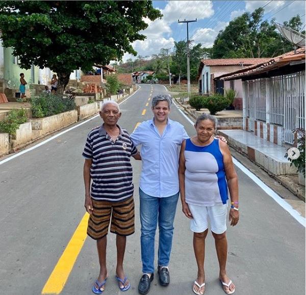 Miguel Leão receberá sinalização horizontal na Zona Urbana