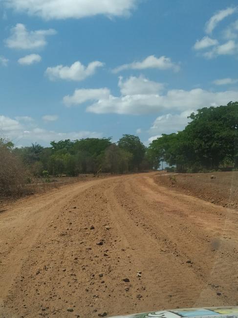 Prefeitura de Pau D'arco do PI recupera estradas da zona rural