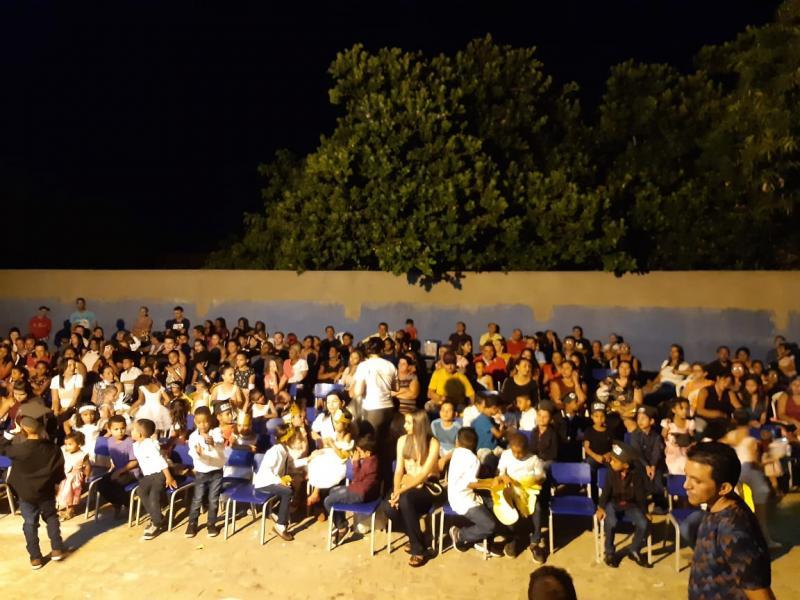 Multidão prestigia solenidade de Formatura Doutores do ABC no Buriti Grande