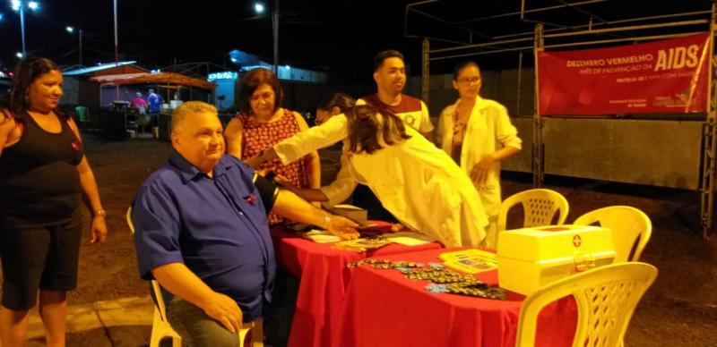 Lagoinha do PI | Prefeitura realiza 1º dia de programação de aniversário