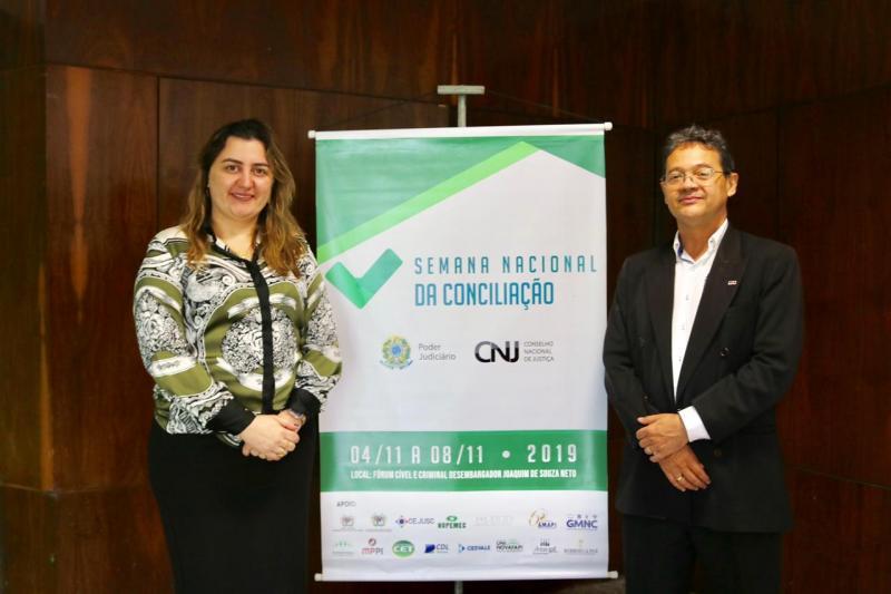OAB Piauí integra encerramento da Semana Nacional de Conciliação 2019