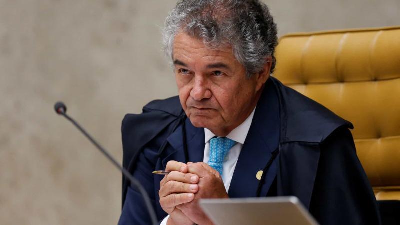 Marco Aurélio alfineta e rebate Moro sobre prisão em 2ª instância