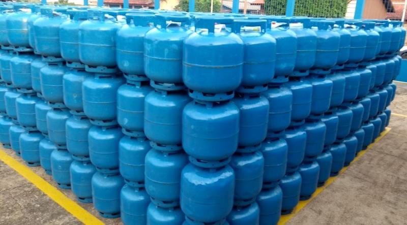 Botijão de gás de cozinha ficará mais barato nas refinarias