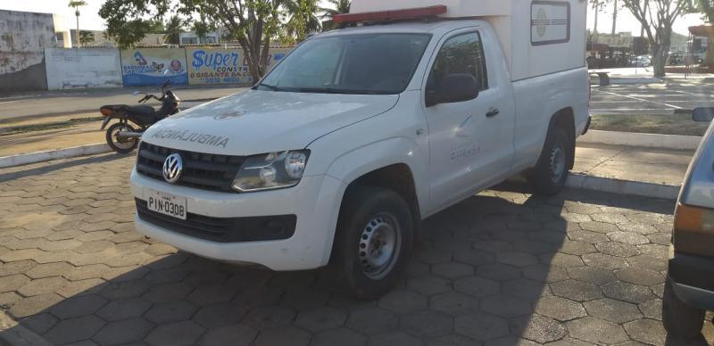 Prefeito de Gilbués teria abandonado ambulância em cidade na Bahia