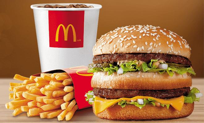 O que um Big Mac faz ao corpo humano em apenas uma hora