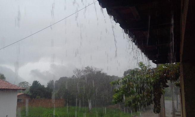 Previsão aponta chuva no fim de semana em Teresina