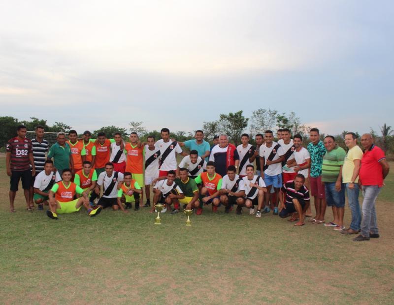 Lagoinha 24 anos | Vasco vence a final do torneio de futebol