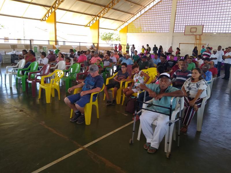 Associação de Irrigantes realiza a IV Feira da Agricultura Famíliar