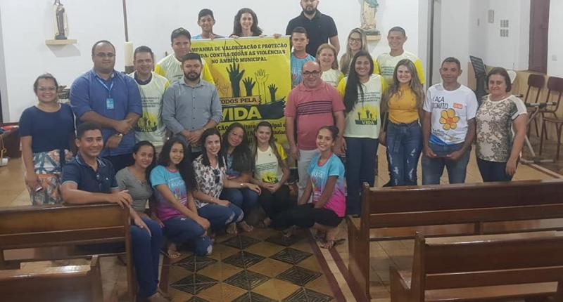 15ª Ciretran de São João dos Patos participa da campanha todos pela vida