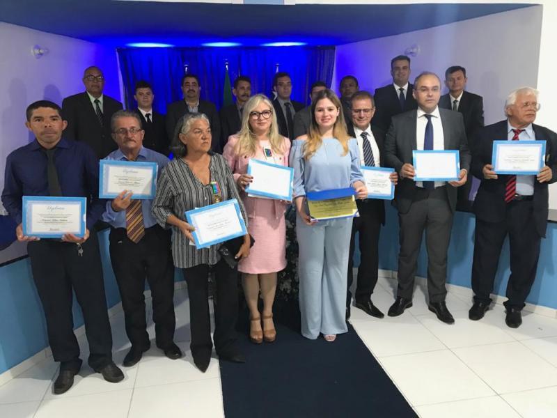 Câmara de Lagoa do Piauí realiza Solenidade de entrega dos Títulos de Cidad