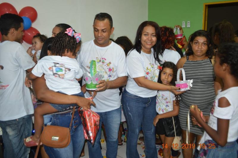 Confraternização do Programa Criança Feliz de Colônia do Gurgueia