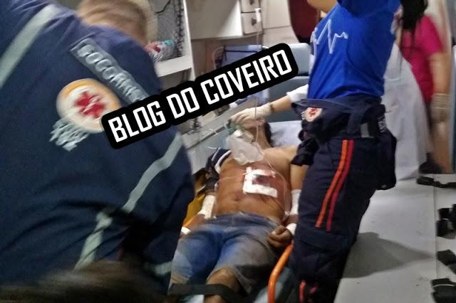 Homem é baleado após briga por causa de jogo no Piauí