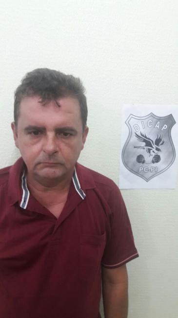 Polícia prende homem acusado de roubo de cargas em Teresina