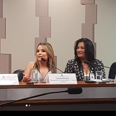 Unesco desmente Larissa Manoela e diz que ela não é 'embaixadora' do órgão