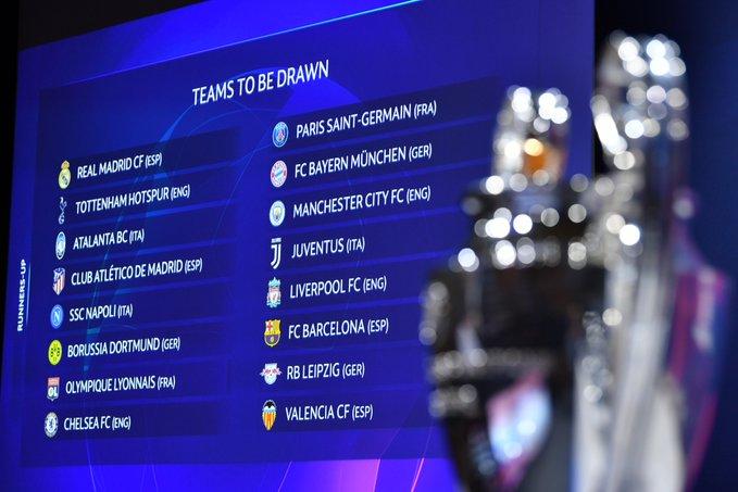 (Divulgação / UEFA Champions League)