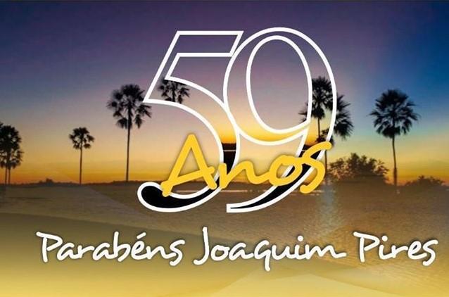 Prefeitura de Joaquim Pires divulga programação do aniversário da cidade