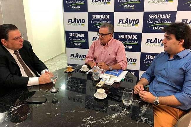 Flávio Nogueira recebe convite para presidir o Republicanos