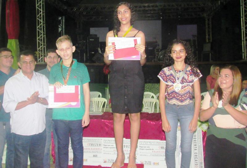Prefeitura de São João do Arraial entregou as premiações da OMEPM