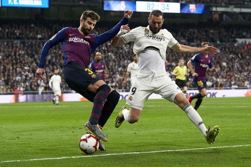 Barcelona x Real Madrid: saiba onde assistir, horário e escalação