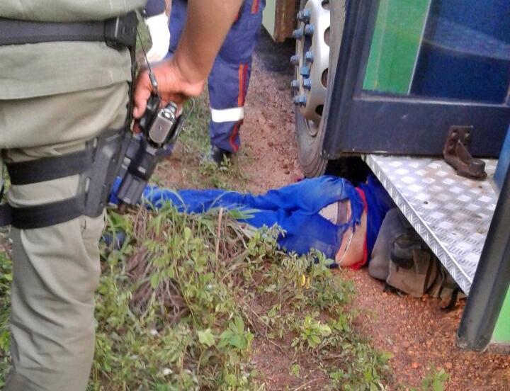 Jovem morre após ser atropelado por ônibus no Piauí