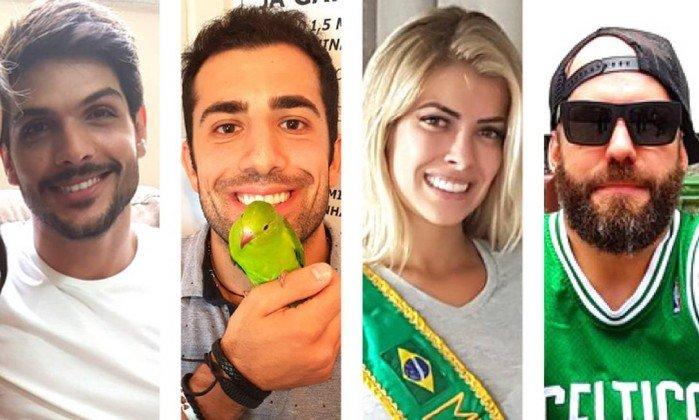 Conheça os 16 participantes do Big Brother Brasil 2018