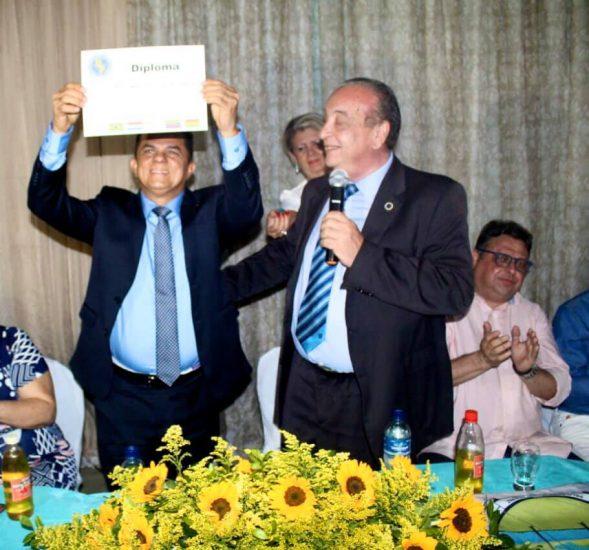 Prefeito Dó Bacelar assumirá embaixada do Piauí na Câmara do Mercosul em SP