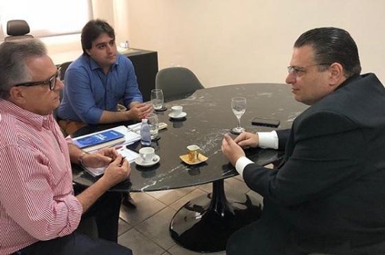 Flávio Nogueira e Flávio Nogueira Júnior acertam filiação ao Republicanos