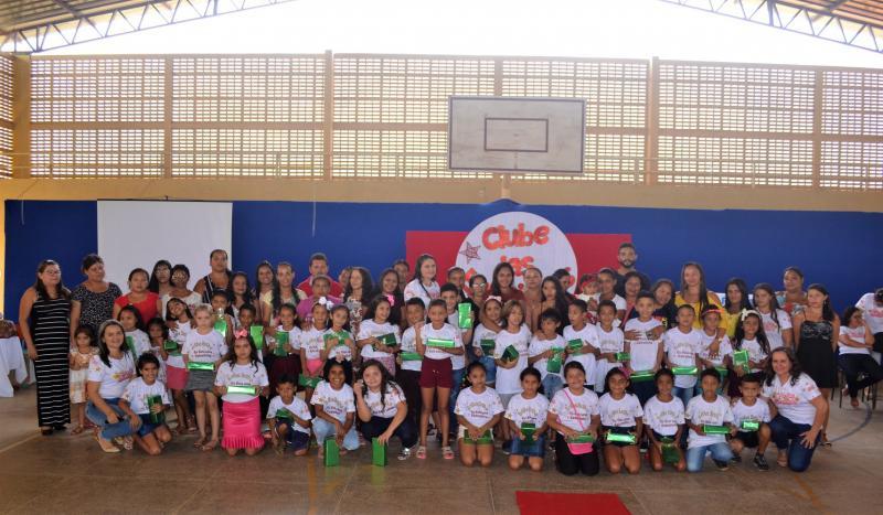 Joaquim Pires | U.E Pedro Alves Cabral realiza culminância com alunos