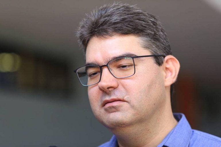 Firmino Filho deve apresentar pré-candidato até março, diz Luciano Nunes