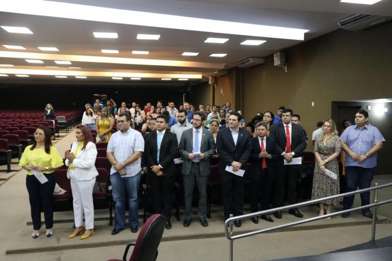 Colaboradores e Diretoria da OAB Piauí reúnem-se em confraternização
