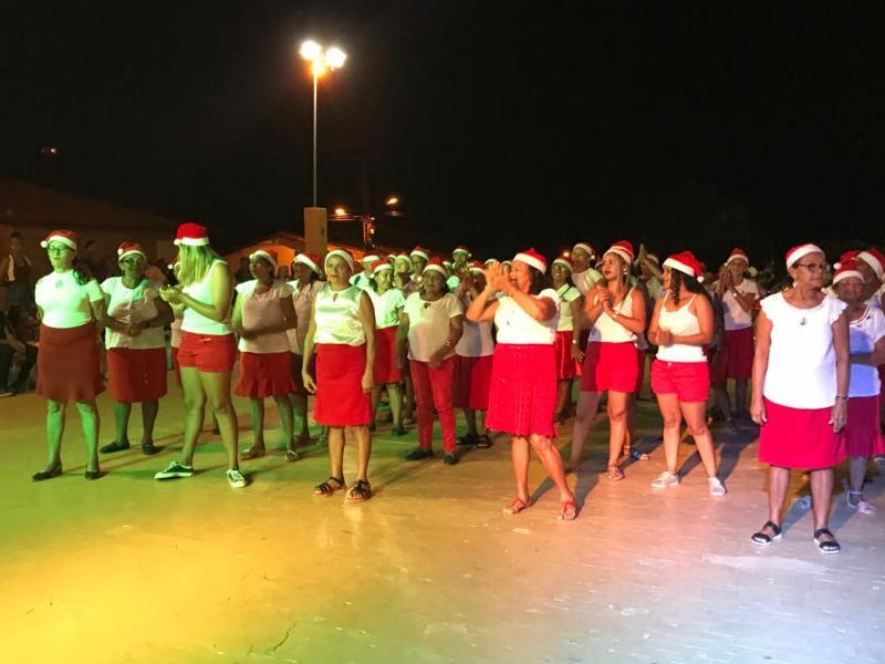 Francinópolis | Assistência Social encerra ano com belas apresentações