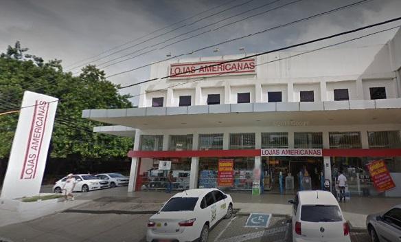 Criminosos rendem funcionários e assaltam Lojas Americanas em Teresina