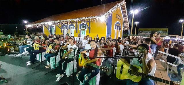 Prefeitura de Cocal promove a primeira 'Estação de Natal de Cocal'