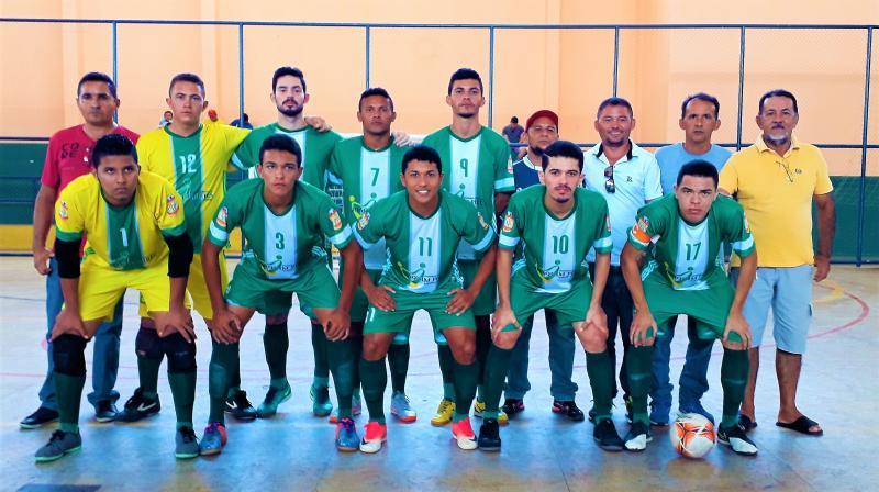 Seleção municipal vence de goleada e avança para as quartas de final da Copa Norte de Futsal
