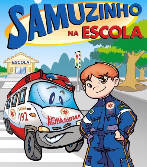 """Escolas municipais de Porto serão contempladas com """"Samuzinho na Escola"""