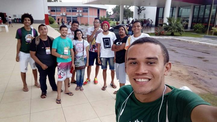 Jovem da Paróquia Nossa Senhora Divina Pastora Participa do 12º ENPJ