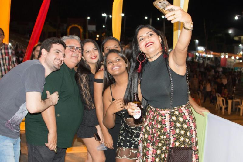 Encerramento dos festejos de Lagoinha- PI