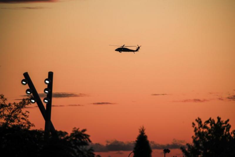 Helicóptero de turismo desaparece no Havaí